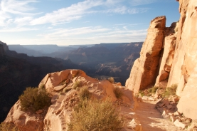 South Kaibab Trail .5 miles Grand Canyon NP