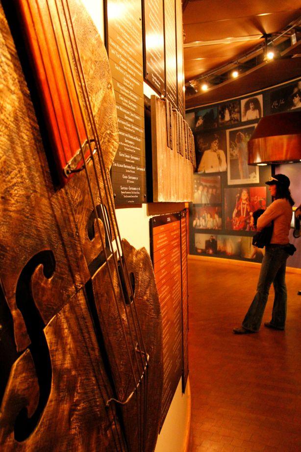 Red Rocks Visitors Center