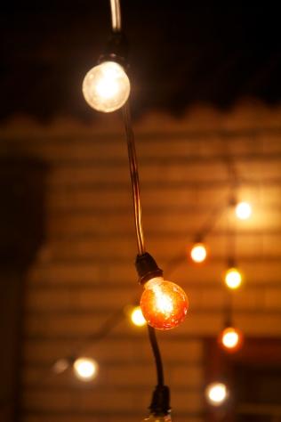 Litttle Man Ice Cream Lights
